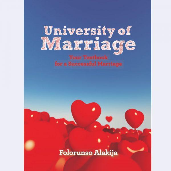 UNIVERSITY OF MARRIAGE